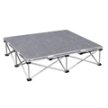 Portable Stage - IntelliStage Lightweight 3'x3' Portable Stage Unit