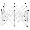 IntelliStage Lightweight 4'x4' Square Stage Riser