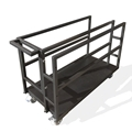 IntelliStage ISCART Lightweight Stage Platform & Riser Storage Trolley