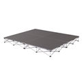 IntelliStage Lightweight 6'x6' Portable Stage System