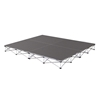 IntelliStage Lightweight 8'x8' Portable Stage System