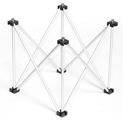 IntelliStage 3 Equilateral Triangle Riser