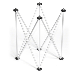 IntelliStage 4 Equilateral Triangle Riser