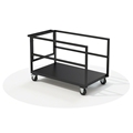 IntelliStage TCART Universal Transportation Storage Trolley for Portable Stages