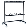 Midwest Folding Double-Level Chair Caddy (Holds 84-120 Chairs)