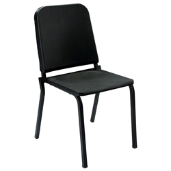 National Public Seating 8210 Melody Music Chair, Black 8200 series, music chair, band chair, orchestra chair, school music chair, performers chair