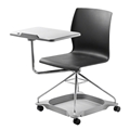 National Public Seating COGO-10 Chair on the Go, Black
