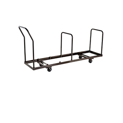 National Public Seating DY-35 Folding Chair Dolly for Vertical Storage folding chair truck, folding chair trolley