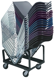 National Public Seating DY85 Dolly for 8500 Series Stack Chairs