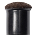 National Public Seating GL90-FT Felt Glides for Banquet Stacking Chairs (Pack of 25)