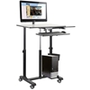 National Public Seating EDTCP Sit+Stand Teacher's Desk