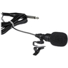 Oklahoma Sound MIC-3 Electret Tie-Clip/Lapel/Lavalier Condenser Microphone with 10' Cable