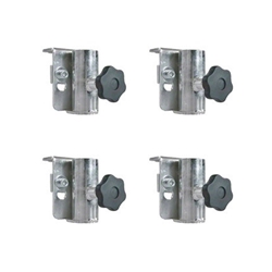 ProFlex Stage Guard Rail Assembly Clamps (4-pack)