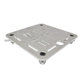 "ProX F34 Square Truss Top Plate w/Twist Locks for Totems, 12""x12"""