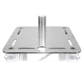"ProX F34 Square Truss Top Plate & Speaker Stud Package, 12""x12"""