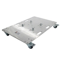 "ProX F34 Rolling Aluminum Truss Base with Locking Casters, 24""x30"""