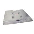 "ProX F34 Square Truss Aluminum Base Plate, 30""x30"" (10mm)"