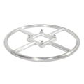 ProX F34 Circle Truss Base Plate/Top Mount for Totems/Towers - 1 Meter (MK2)