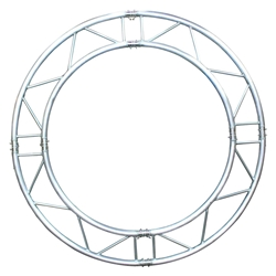 ProX F32 I-Beam Circle Truss Package - 2 Meters IB-C2-H90, IBC2H90, global truss, euro truss, eurotruss, dura truss, duratruss