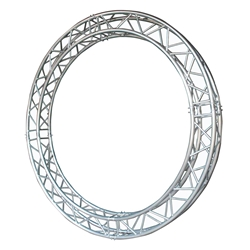 ProX F34 Square Frame Circle Truss Package (4 x 90° Segments) - 4 Meters SQ-C4-90, SQC490, global truss, euro truss, eurotruss, dura truss, duratruss