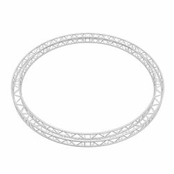 ProX F34 Square Frame Circle Truss Package (8 x 45° Segments) - 6 Meters SQ-C6-45, SQC645, global truss, euro truss, eurotruss, dura truss, duratruss