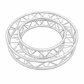 ProX F34 Square Frame Circle Truss Package (2 x 180° Segments) - 2 Meters